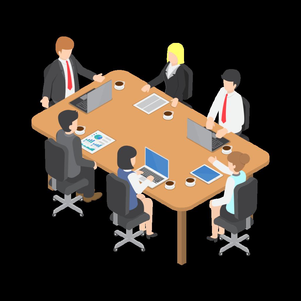 riunioni sulla gestione finanziaria